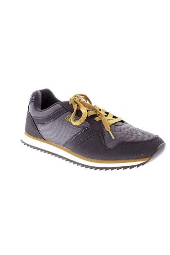 slam chaussures homme de couleur gris