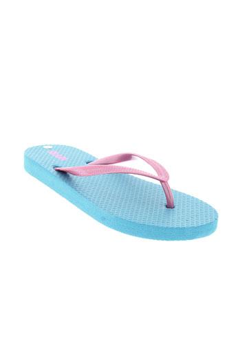 slam chaussures femme de couleur bleu