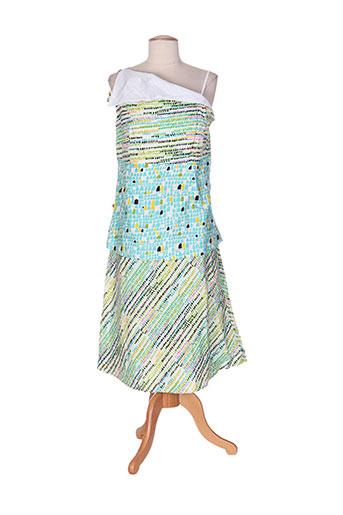 bla-bla robes femme de couleur bleu