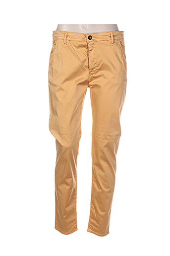 impaqt pantalons femme de couleur orange
