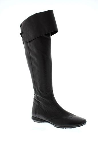 giulia chaussures femme de couleur noir