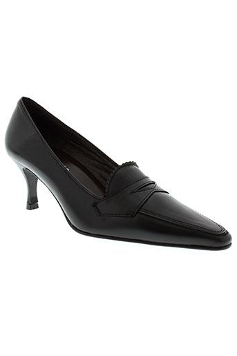 faustine chaussures femme de couleur noir