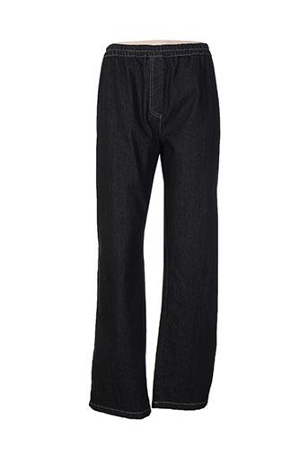 richy pantalons et decontractes femme de couleur noir