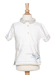 T-shirt manches courtes beige LA TRIBBU pour garçon seconde vue