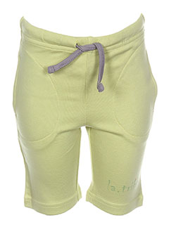 Pantalon casual vert LA TRIBBU pour enfant