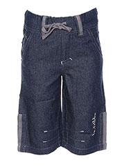 Pantalon casual bleu LA TRIBBU pour garçon seconde vue