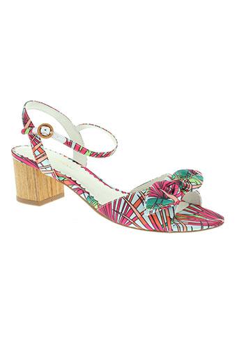 mellow yellow chaussures femme de couleur rose