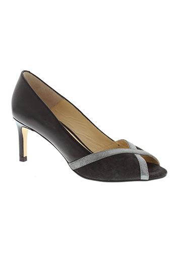 mellow yellow chaussures femme de couleur noir