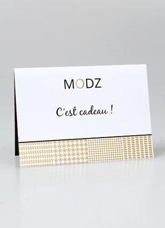 Produit-Accessoires-Unisexe-CARTE CADEAU MODZ