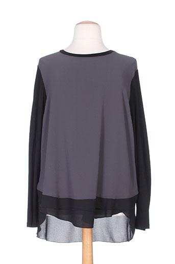 ko.moda tuniques femme de couleur gris