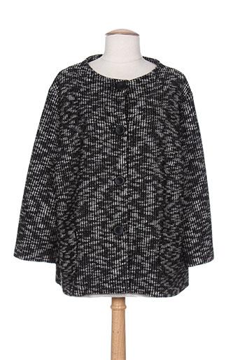 ko.moda vestes femme de couleur noir