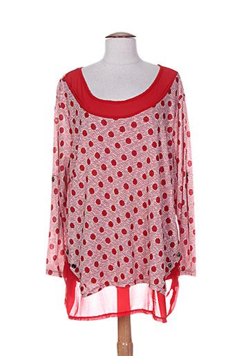 piment rouge pulls femme de couleur rouge