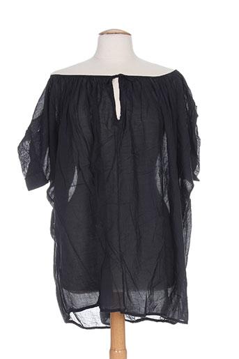drolatic tuniques femme de couleur noir