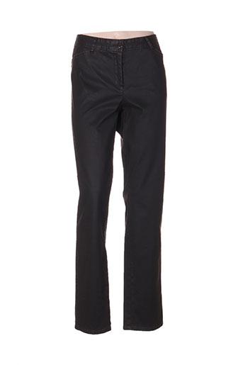 jocavi pantalons femme de couleur marron