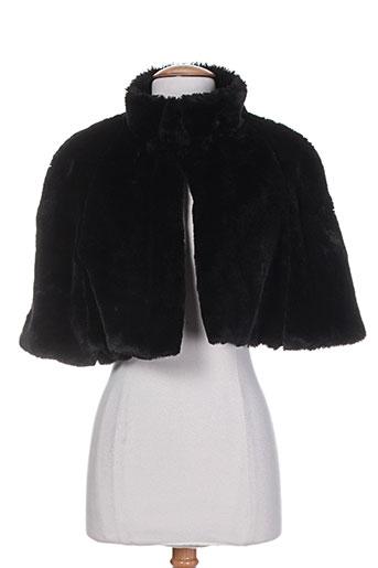 la fee maraboutee vestes femme de couleur noir