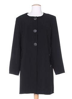 Veste casual noir EVA TRALALA pour femme