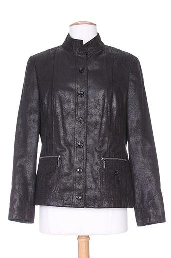 oscar b vestes femme de couleur noir