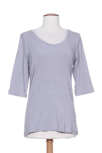 rimini t-shirts femme de couleur violet