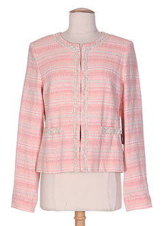 Veste casual rose BETTY BARCLAY pour femme