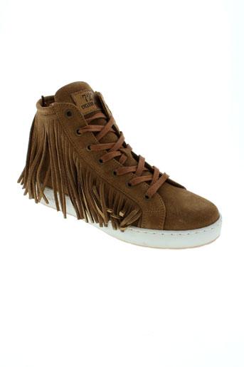 cycleur de luxe chaussures femme de couleur marron