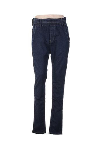 couturist pantalons homme de couleur bleu