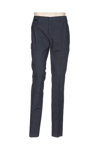 guess pantalons homme de couleur gris