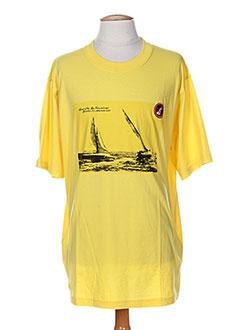 Produit-T-shirts / Tops-Homme-MAXFORT