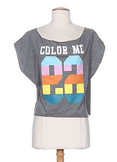 Produit-T-shirts / Tops-Femme-BODY TALK