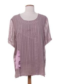 Produit-T-shirts / Tops-Femme-KATHAN