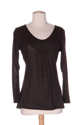charbell chemises femme de couleur marron