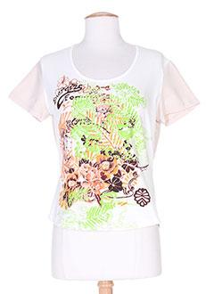 Produit-T-shirts / Tops-Femme-ENZO
