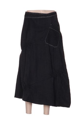 astuces jupes femme de couleur noir