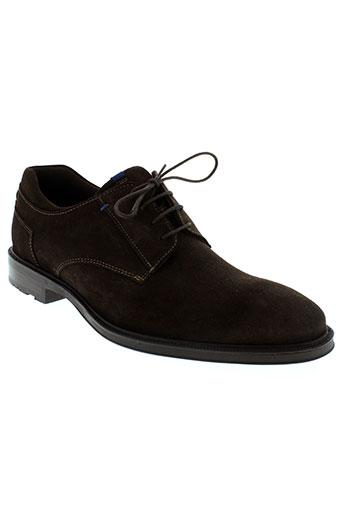 lloyd chaussures femme de couleur marron
