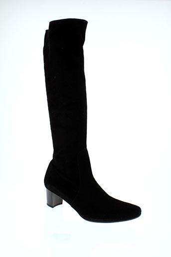 brunate bottes femme de couleur noir
