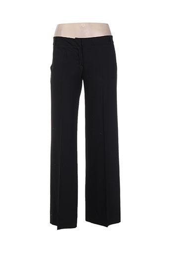 les petites collections pantalons femme de couleur noir