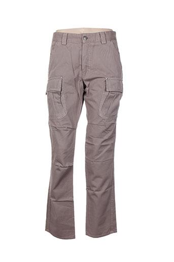 my pants pantalons femme de couleur marron