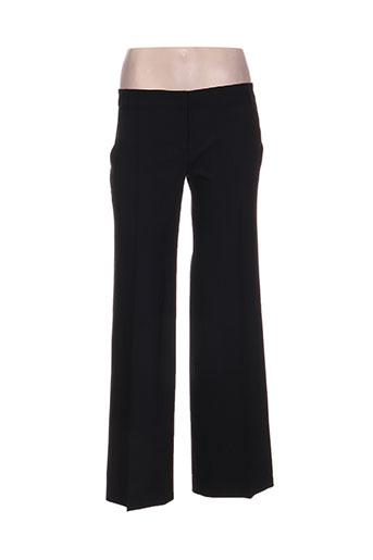 les petites... pantalons femme de couleur noir