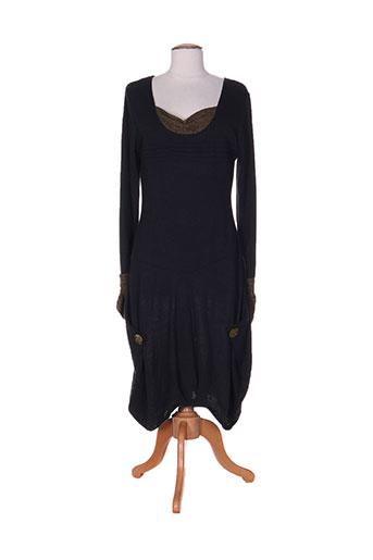 all beautiful robes femme de couleur bleu