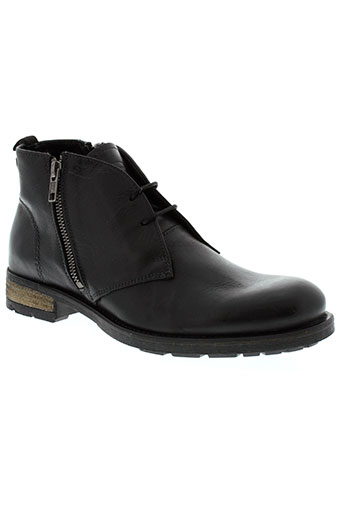 salsa boots homme de couleur noir