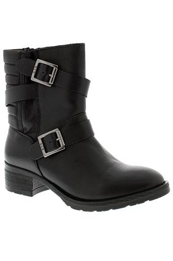 salsa chaussures femme de couleur noir