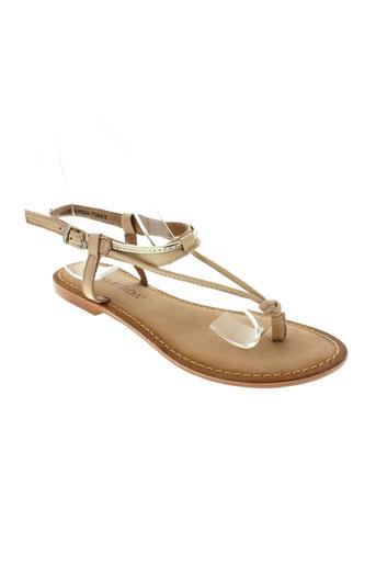 vero moda chaussures femme de couleur beige