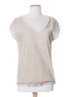 Produit-T-shirts / Tops-Femme-ET COMPAGNIE