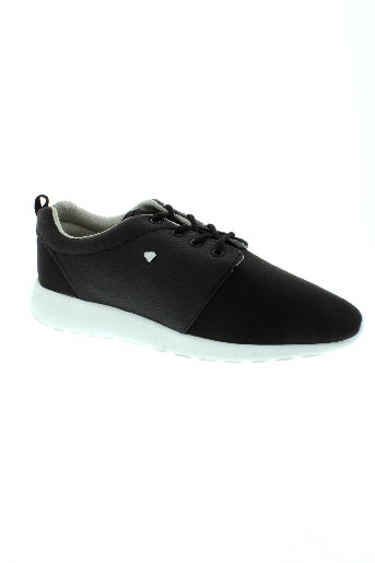 cash money chaussures homme de couleur noir