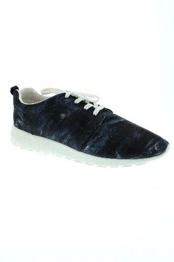 cash money chaussures homme de couleur bleu