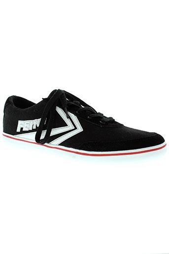 feiyue chaussures homme de couleur noir