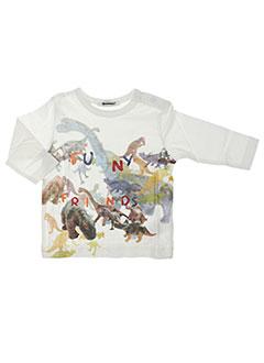 Produit-T-shirts / Tops-Garçon-3 POMMES