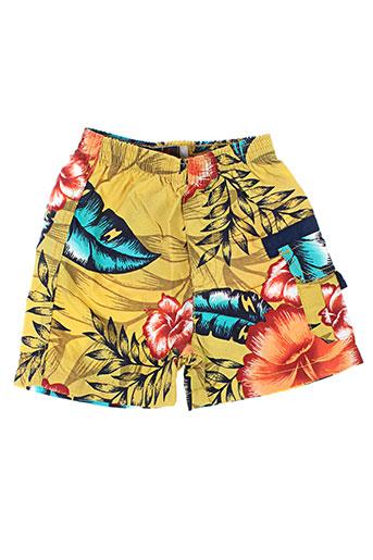 catimini maillots de bain garçon de couleur jaune