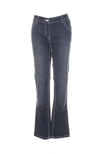 beckaro jeans garçon de couleur bleu