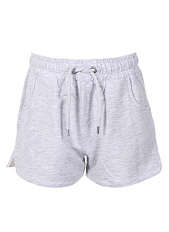 Produit-Shorts / Bermudas-Fille-CHILLAROUND