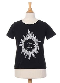 Produit-T-shirts / Tops-Fille-TEDDY SMITH